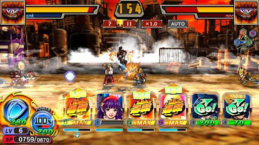 KOF Chronicle [Mod] Apk - Vua chiến đấu