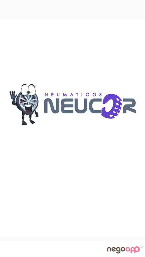 Neumáticos Neucor: captura de pantalla