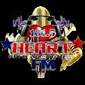 101.5 Heart FM icon