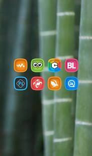Cuticon Squircle - Icon Pack