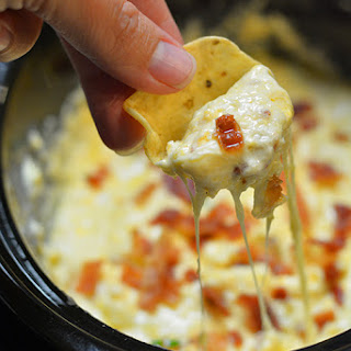 Bacon Double Cheese Dip