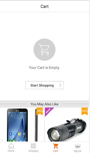 Shopping at DealExtreme  screenshot 5