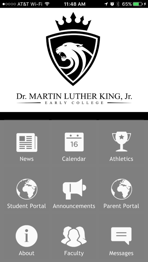 MLK, Jr. Early College- screenshot