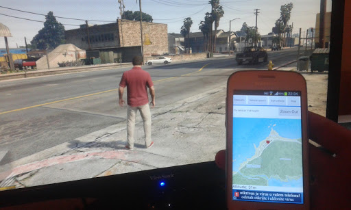 Remote Trainer for GTA V 3.4.targetSDK27 screenshots 1