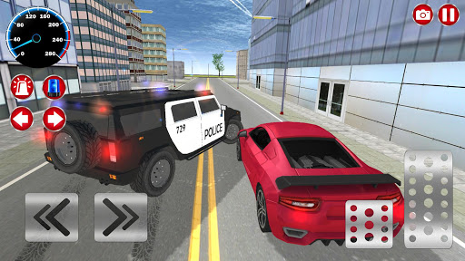 Real Police Car Driving Simulator: Car Games 2020 screenshots 10