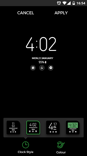 Always on Display - AMOLED 1.0.15 screenshots 2