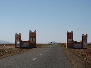 Photo: Moroccan highway