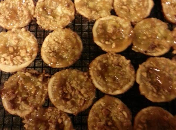 Carmel Apple Tarts Recipe