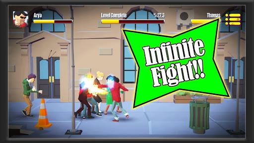 City Fighter vs Street Gang : Mayhem 1.3.3 screenshots 3