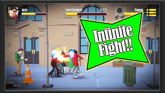 City Fighter vs Street Gang 3