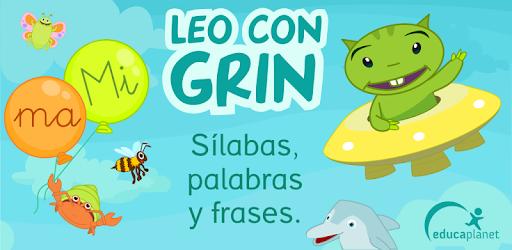 Leo Con Grin Aprender A Leer Aplicaciones En Google Play