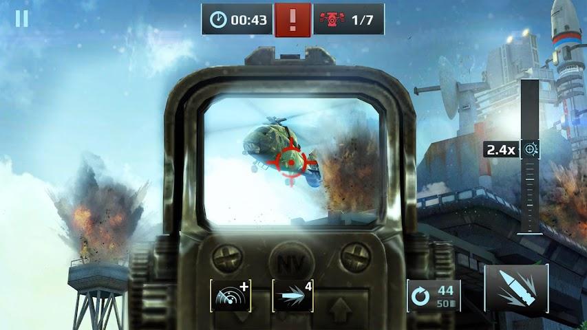 android Sniper Fury Screenshot 5