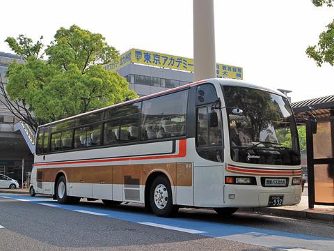 西鉄バス北九州 恒美 3169