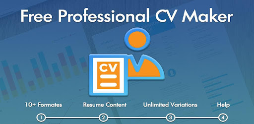 free professional cv maker resume templates apps on google play