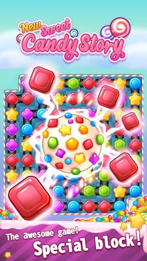 New Sweet Candy Story 2020 screenshot 2