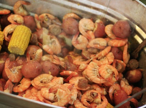 Franks Butter And Beer Seafood Pot` Recipe