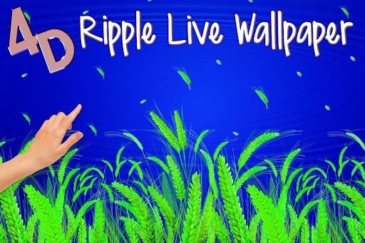 4D Ripple Live Wallpaper app (apk) free download for ...