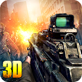 Zombie Frontier 3-Shoot Target APK Icon