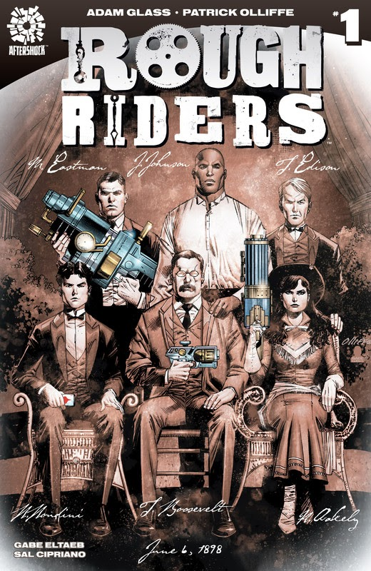 Rough Riders (2016) - complete