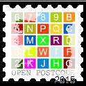 Open Postcode 2015 icon