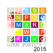 Open Postcode 2015
