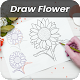 Download learn to draw flowers For PC Windows and Mac