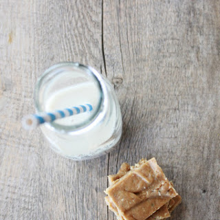 Albion Fit Give-a-way and Post Workout Maple Protein Fudge..
