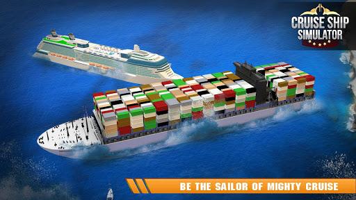 Sea Captain Ship Driving Simulator : Ship Games apktram screenshots 8