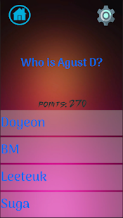 Kpop Quiz 2017- screenshot thumbnail