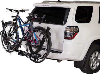 Saris SuperClamp EX Hitch Rack: 2 Bike alternate image 2