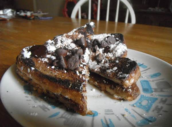 Omg Chocolate Frenchtoast Sammich