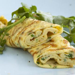 Fines Herbes Omelette