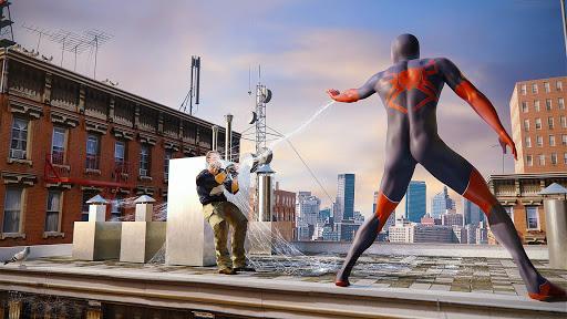 Amazing Strange Rope Police - Vice Spider Vegas 1.3.3 screenshots 8