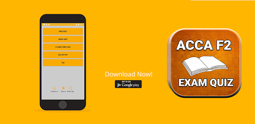 ACCA F2 Exam Kit Quiz 2018 Ed 1 0 1 apk download for Android