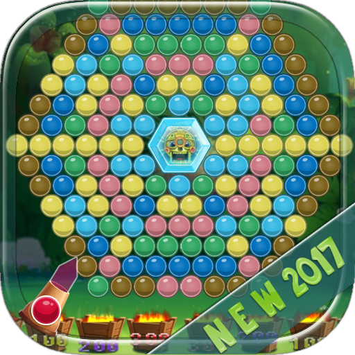 Bubble Shooter : Spinner