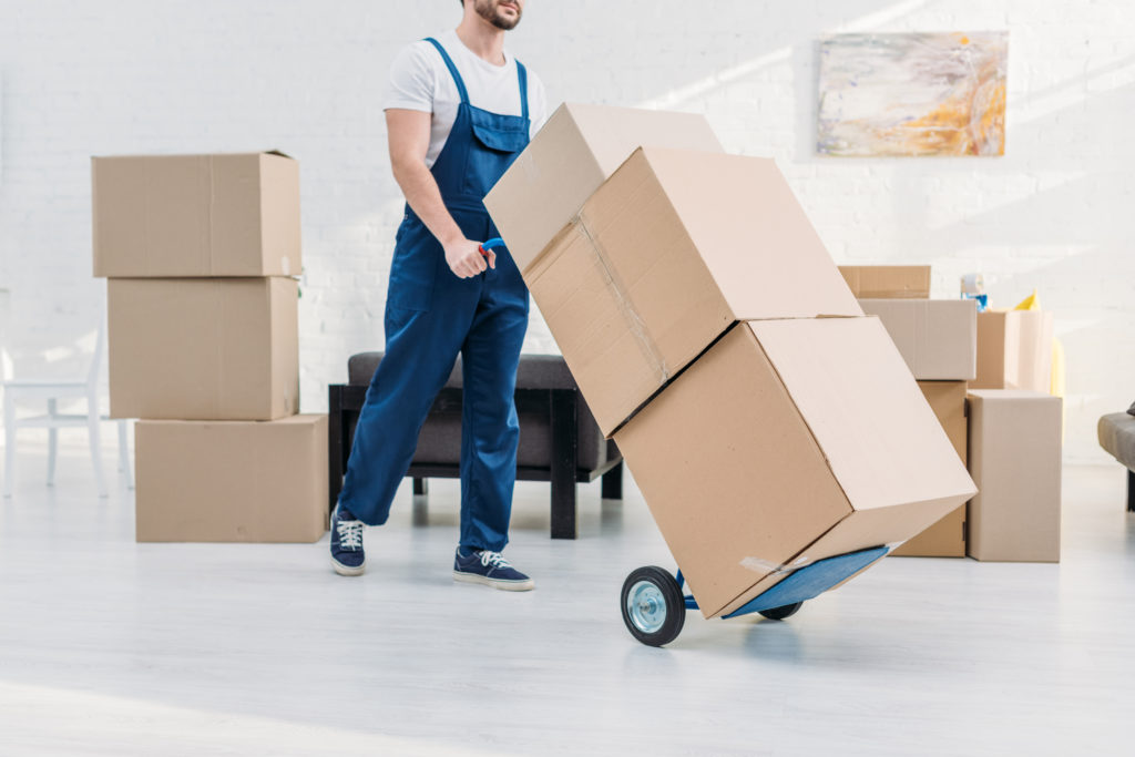 Is it cheaper to hire a professional moving company or to rent a truck?