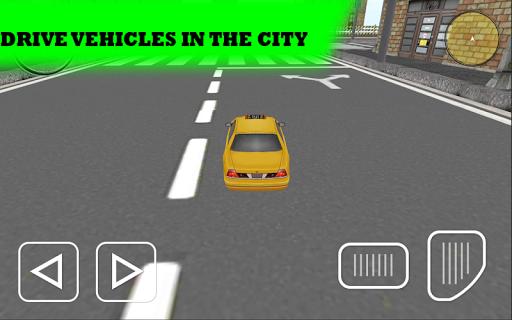 City Driver Sim