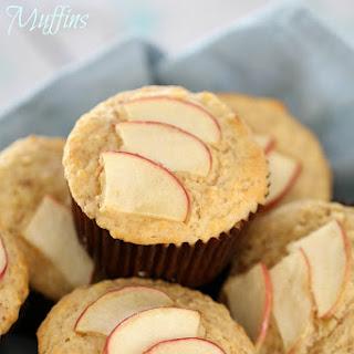 Easy Apple & Cinnamon Muffins - Conventional Method.
