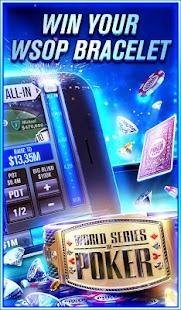 WSOP Poker - Texas Holdem Screenshot