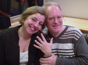 Photo: First Engagement on a Beercation!