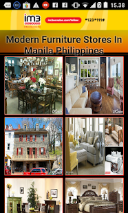 Modern Furniture Stores In Manila Philippines - náhled