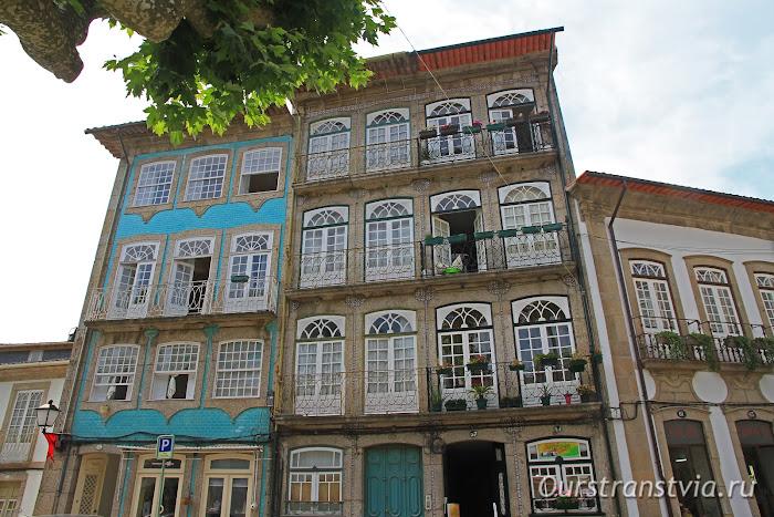 Гимарайнш - достопримечательности, Португалия
