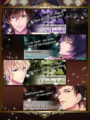 Lust in Terror Manor - The Truth Unveiled | Otome 1.0.8 Mod screenshots 4