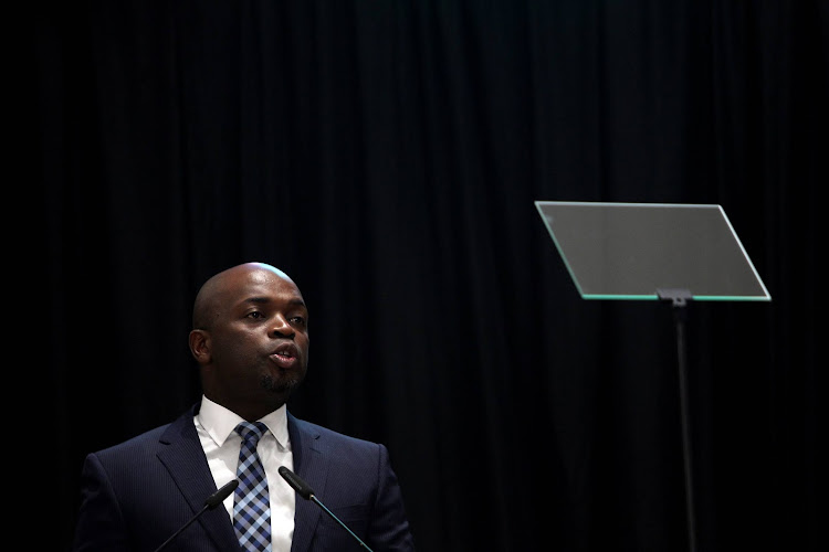 Tshwane Mayor Solly Msimanga