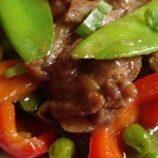 Beef Stir-Fry Filipino-Style #PhilippineRestaurantMenu Recipe