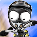 Stickman Downhill icon