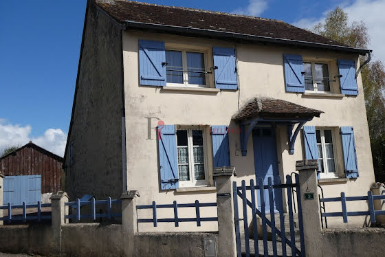 Vente maison 4 pièces 64,22 m2