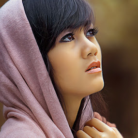 Agnes Part II by Agus Stiawan - People Portraits of Women