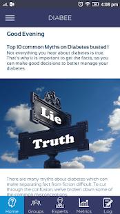 Diabee - náhled