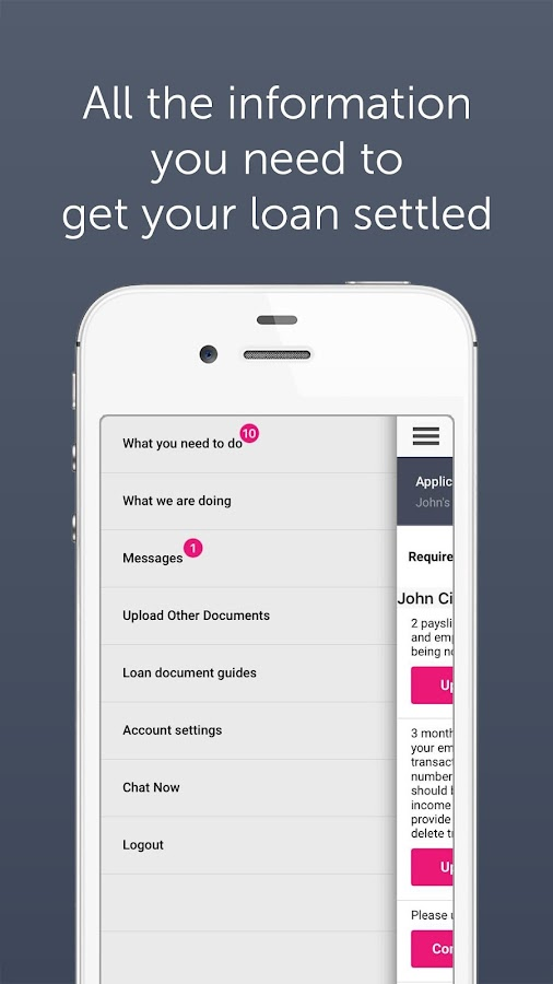 loans.com.au onTrack- screenshot